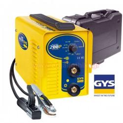 GYSmi 200P Ηλεκτροκόλληση inverter 10-200A