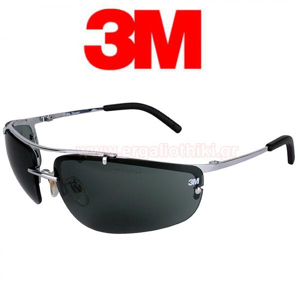 3M 71460 METALIKS GRAY Γυαλιά προστασίας