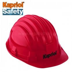 KAPRIOL 28500 Κράνος εργασίας κόκκινο