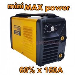 Helix Mini MAX 60%x160A Ηλεκτροκόλληση inverter