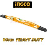 INGCO HBSL08060 Αλφάδι αλουμινίου μασίφ επαγγελματικό 60cm
