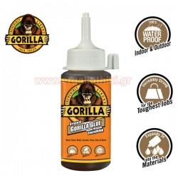 GORILLA GLUE 115ml Κόλλα πολυουρεθάνης αδιάβροχη γενικής χρήσης (1044401)