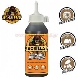 GORILLA GLUE 250ml Κόλλα πολυουρεθάνης αδιάβροχη γενικής χρήσης (1044805)