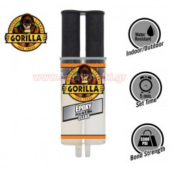 GORILLA EPOXY Εποξική κόλλα 25ml (6044001)