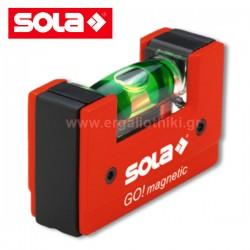 SOLA GO magnetic Αλφάδι τσέπης μαγνητικό