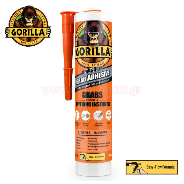 GORILLA GRAB ADHESIVE Μονταζόκολλα 290ml (2044001)