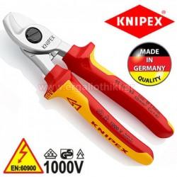 KNIPEX 9516165 Κόφτης καλωδίων 165mm VDE 1000V