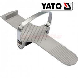 YATO YT-37450 Ανυψωτικό πεντάλ γυψοσανίδων.