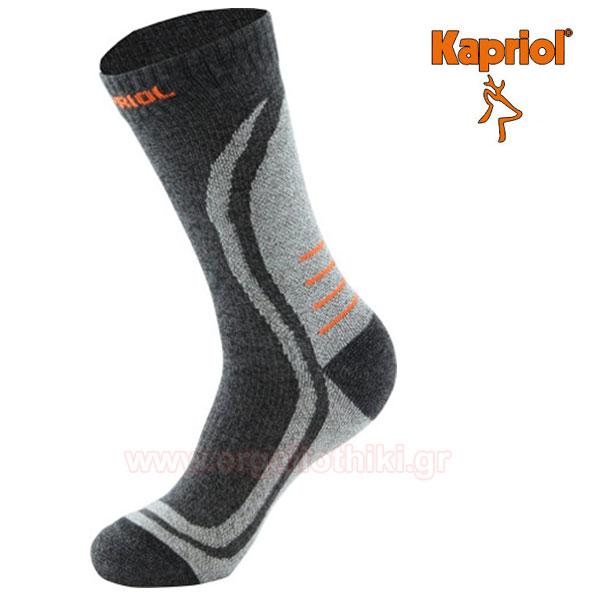 CAPRIOL TUNDRA GREY Κάλτσες.