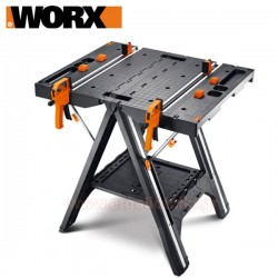 WORX WX051 PEGASUS Πολυχρηστικός φορητός πάγκος εργασίας και καβαλέτο πήγασος