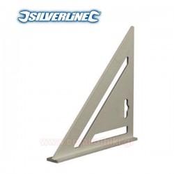 "SILVERLINE 734110 Γωνία αλουμινίου 7"" βαρέου τύπου"