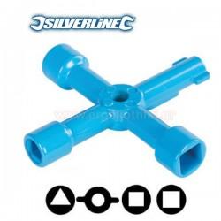 SILVERLINE MS134 Κλειδί πινάκων