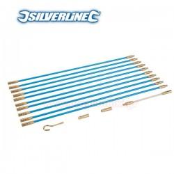 SILVERLINE 633570 Ατσαλίνα ηλεκτρολόγου 3.3m