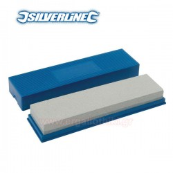 SILVERLINE CB14 Πέτρα ακονίσματος διπλή (λαδάκονο)