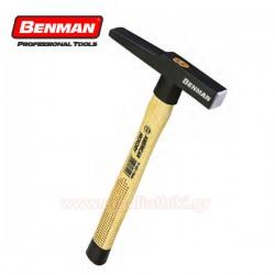 BENMAN 77422 Σφυρί ηλεκτρολόγων 180gr 16mm