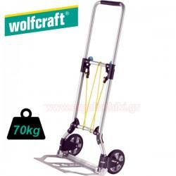 Wolfcraft 5505000 Πτυσσόμενο καρότσι μεταφοράς TS 600