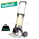 Wolfcraft 5501000 Πτυσσόμενο καρότσι μεταφοράς TS 850