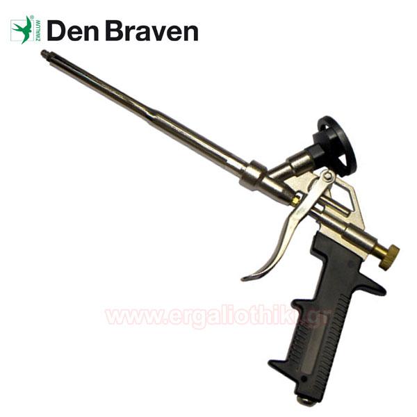 DEN BRAVEN DB GUN 655 Επαγγελματικό πιστόλι αφρού πολυουρεθάνης