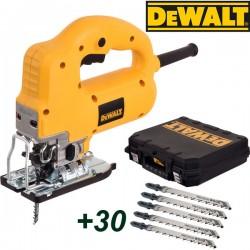 DEWALT DW341K Σέγα + 30 λάμες κοπής ξύλου