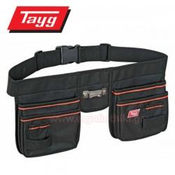 TAYG No 90 Ζώνη με θήκη για εργαλεία διπλή