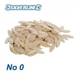 SILVERLINE 245065 Καβίλιες μπισκότο Νο 0