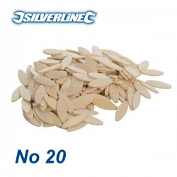 SILVERLINE 598520 Καβίλιες μπισκότο Νο 20