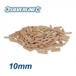 SILVERLINE 675212 Καβίλιες 10mm 200τεμ.