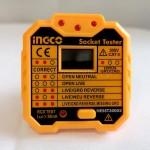 INGCO HESST30002 Όργανο ελέγχου ορθής καλωδίωσης πρίζας