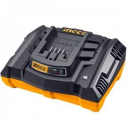 INGCO FCLI2003 Ταχυφορτιστής 20V Power+share