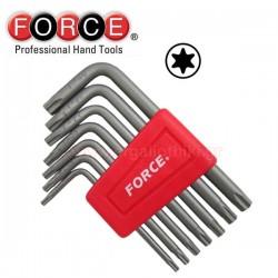 FORCE TOOLS 5071 Σειρά κλειδιά Torx