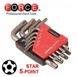 FORCE TOOLS 50913 Σειρά κλειδιά TS