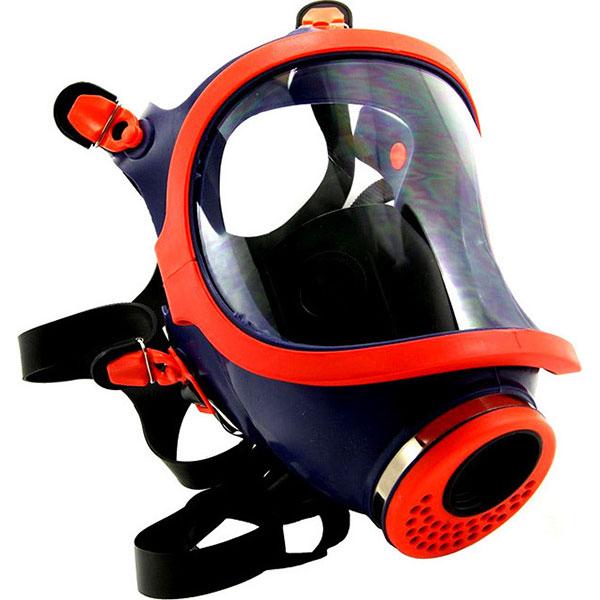 CLIMAX 731-C Μάσκα αερίων ολικής κάλυψης προσώπου (χωρίς φίλτρο)