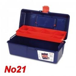 TAYG No 21 Πλαστική εργαλειοθήκη (121005)