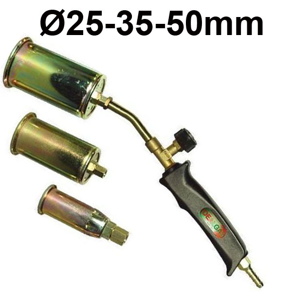 IDEALGAS FC108 Φλόγιστρο αερίου με μπουρού