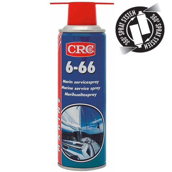 CRC 6-66 MARINE Spray συντήρησης και προστασίας 250ml