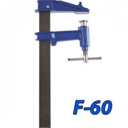 PIHER CLAMP F-60 Επαγγελματικός τηλεσκοπικός σφικτήρας (04060)