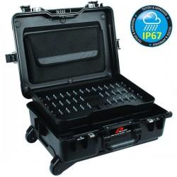 PLANO PC720E Αδιάβροχη πλαστική τροχήλατη βαλίτσα - εργαλειοθήκη