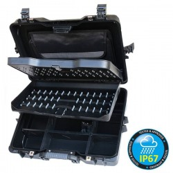 PLANO PC800E Αδιάβροχη πλαστική βαλίτσα - εργαλειοθήκη