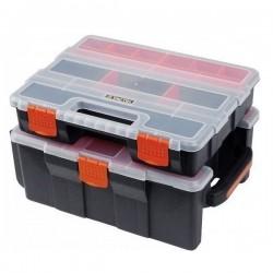 TACTIX 320033 2 σε 1 πλαστικές ταμπακιέρες