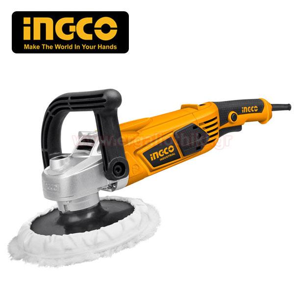 INGCO AP14008 Ηλεκτρικός Στιλβωτής - Αλοιφαδόρος