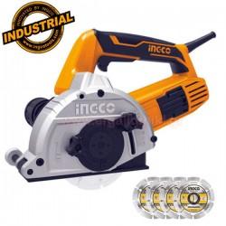 INGCO WLC15008 Industrial Φρέζα αυλακώσεων τοίχου - καναλοποιός