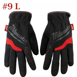 MILWAUKEE Free Flex Γάντια εργασίας Large No9 (48229712)