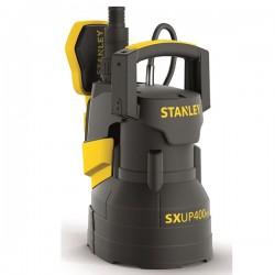 STANLEY SXUP400PCE Βυθιζόμενη αντλία όμβριων υδάτων με φλοτέρ