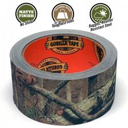 GORILLA TAPE Camo 48mm x 8.2m Αυτοκόλλητη ταινία υφασμάτινη παραλλαγής  (3044501)