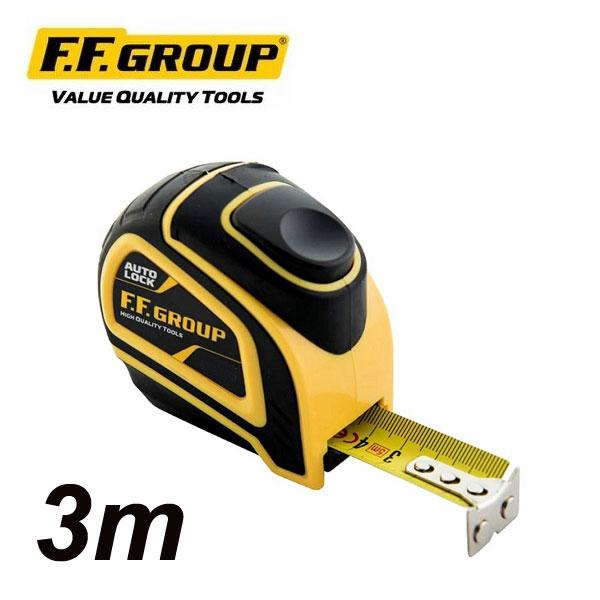 FFGROUP 38267 Μετροταινία 3m x 16mm