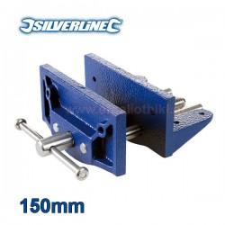 SILVERLINE 138785 Μέγγενη πάγκων μαραγκών 150mm