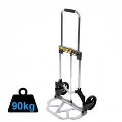 SILVERLINE 689610 Αναδιπλούμενο καρότσι αλουμινίου 90kg