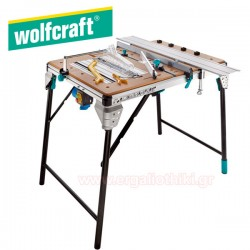 WOLFCRAFT 6902 000 Master Cut 2500 Φορητός πάγκος εργασίας