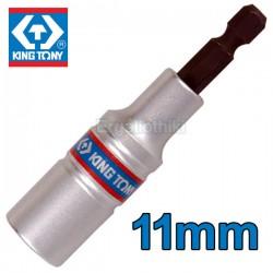 KING TONY 76B811M  Μυτοκάρυδο βαθύ 11mm