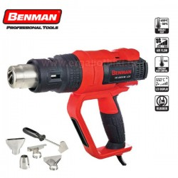BENMAN TOOLS 76001 Πιστόλι θερμού αέρα